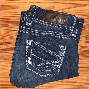 BKE Denim Stella Boot Jean, 25x33 *EUC, $99 MSRP*